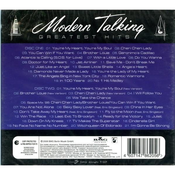 Modern Talking Greatest Hits
