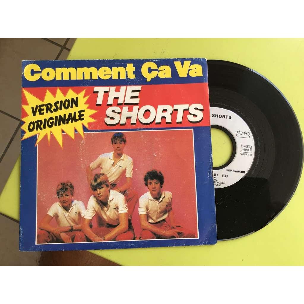 The shorts Comment ca va / springtime
