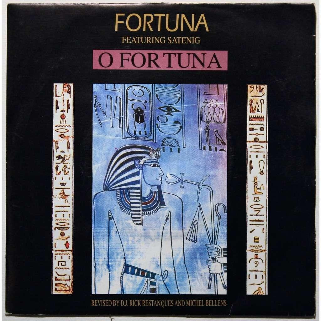 Fortuna O fortuna