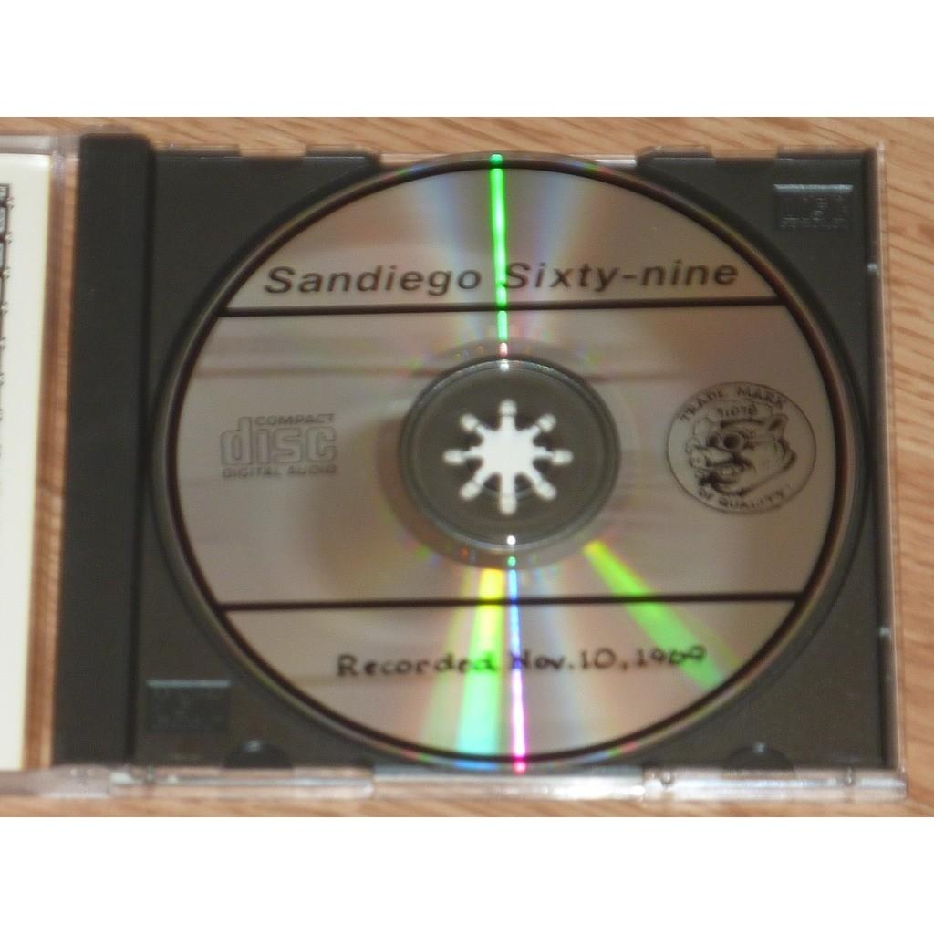 ROLLING STONES STONEAGED - SAN DIEGO SIXTY NINE CD