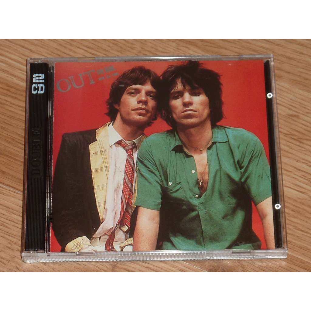ROLLING STONES OUT ON BAIL 2CD