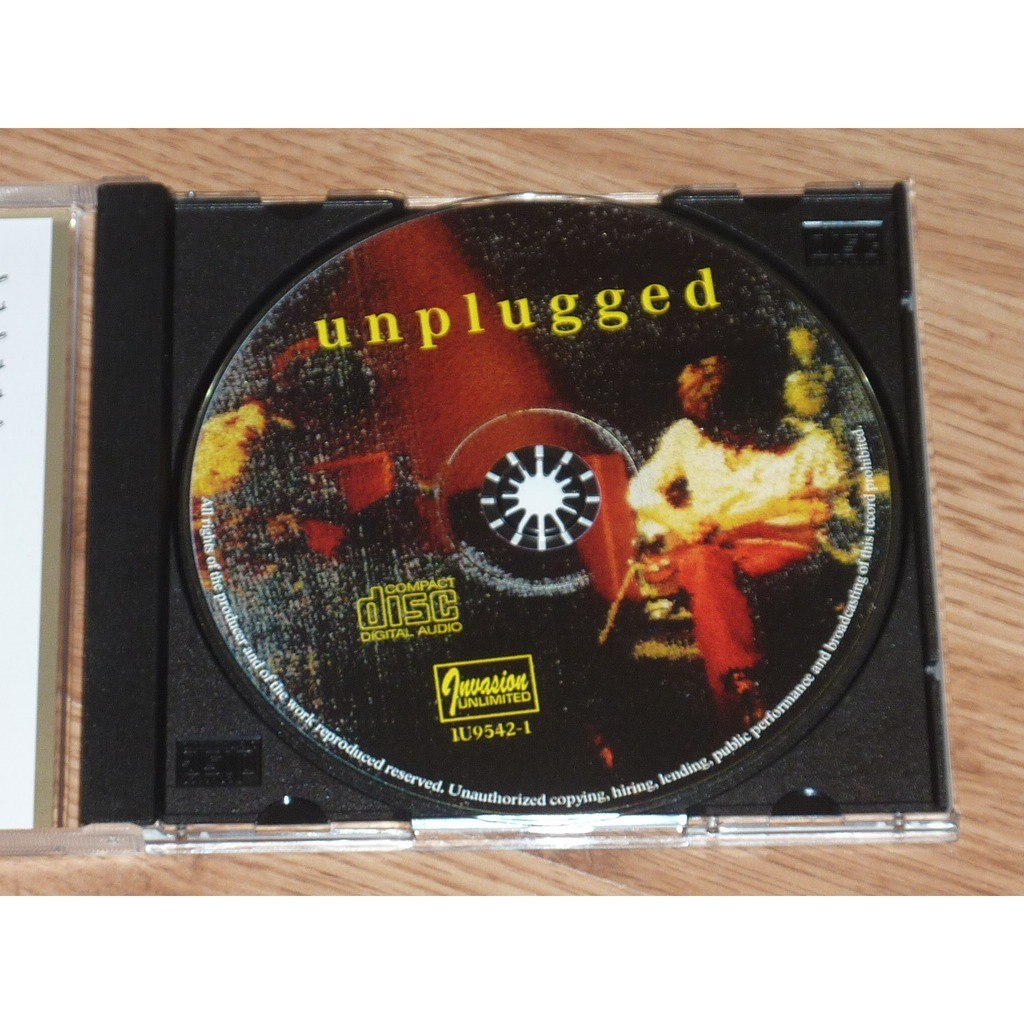 ROLLING STONES UNPLUGGED CD