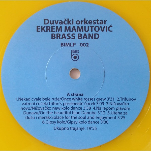 Ekrem Mamutović Ekrem Mamutović Brass Band