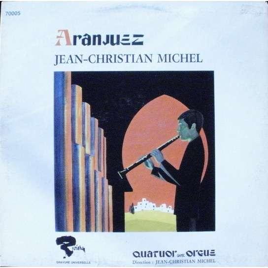 MICHEL Jean_Christian Aranjuez _quatuor avec orgue