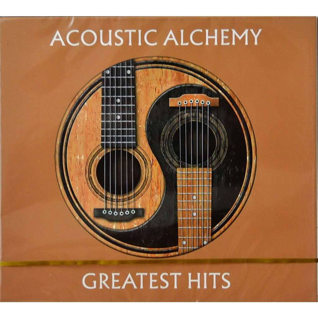 acoustic alchemy Greatest Hits / Best 2CD Digipak