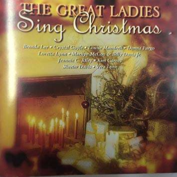 divers (various artists) The Great Ladies Sing Chritmas