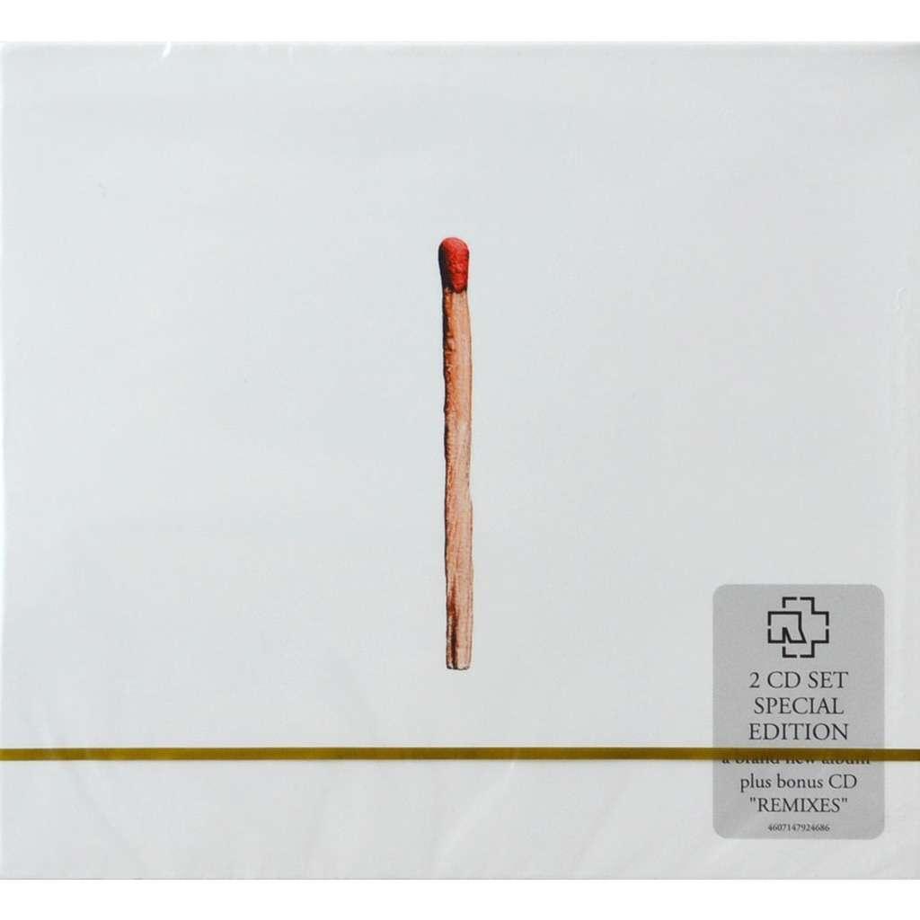 rammstein Rammstein Album + Bonus Remixes 2CD Digipack