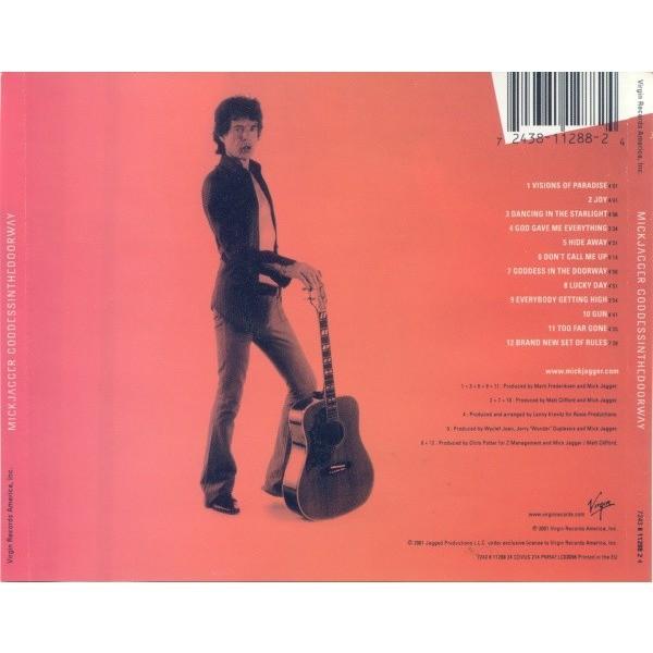 Mick Jagger Goddessinthedoorway