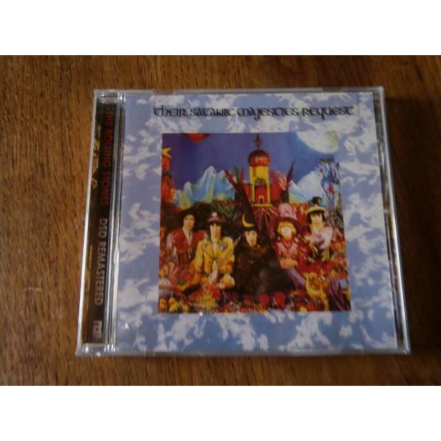 the rolling stones Their satanic majesties request
