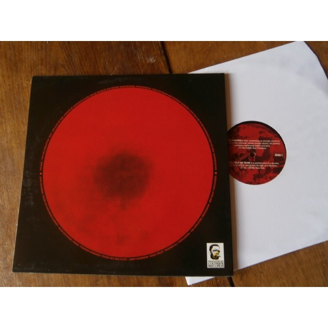 john coltrane & alice coltrane Cosmic music
