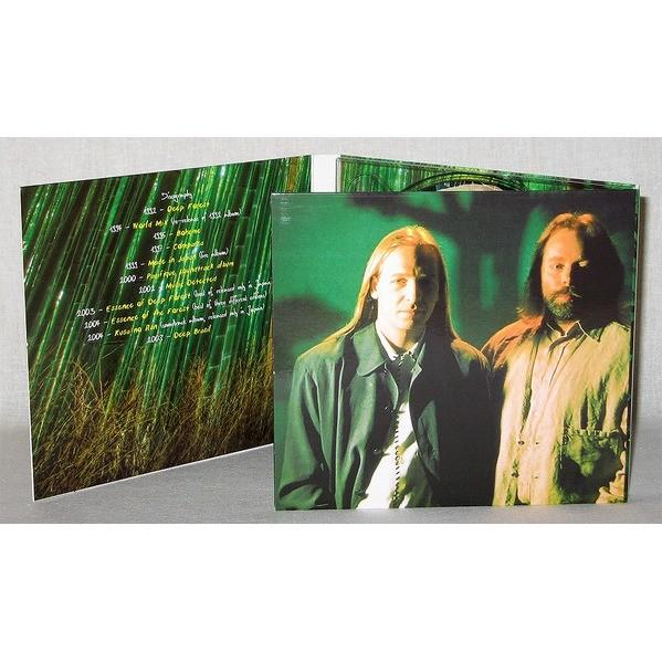 Deep Forest Greatest Hits 2012 2CD Digipak