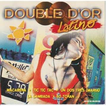 divers artistes - various artist DOUBLE D'OR LATINO