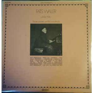 Fats Waller 1939/1940 - Private Acetates And Film Soundtracks
