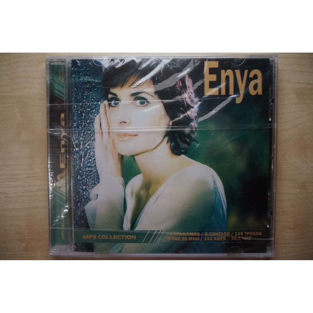 Enya MP3 Collection - 9 albums + 5 singles; 149 tracks