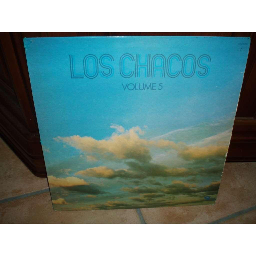 LOS CHACOS VOLUME 5