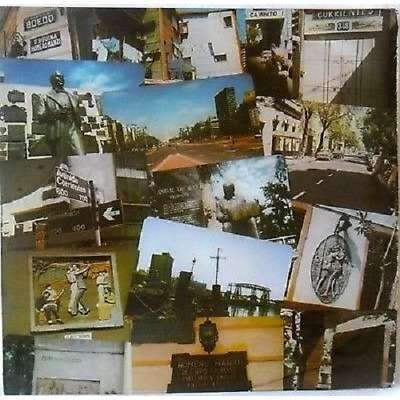 UNA HORA EN BUENOS AIRES-VARIOUS TANGOS-PRESS/RCA/ UNA HORA EN BUENOS AIRES-VARIOUS TANGOS-PRESS/RCA/1986