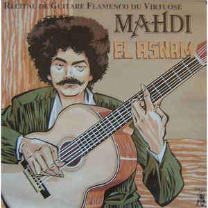 Mahdi El Asnam Récital De Guitare Flamenco Du Virtuose