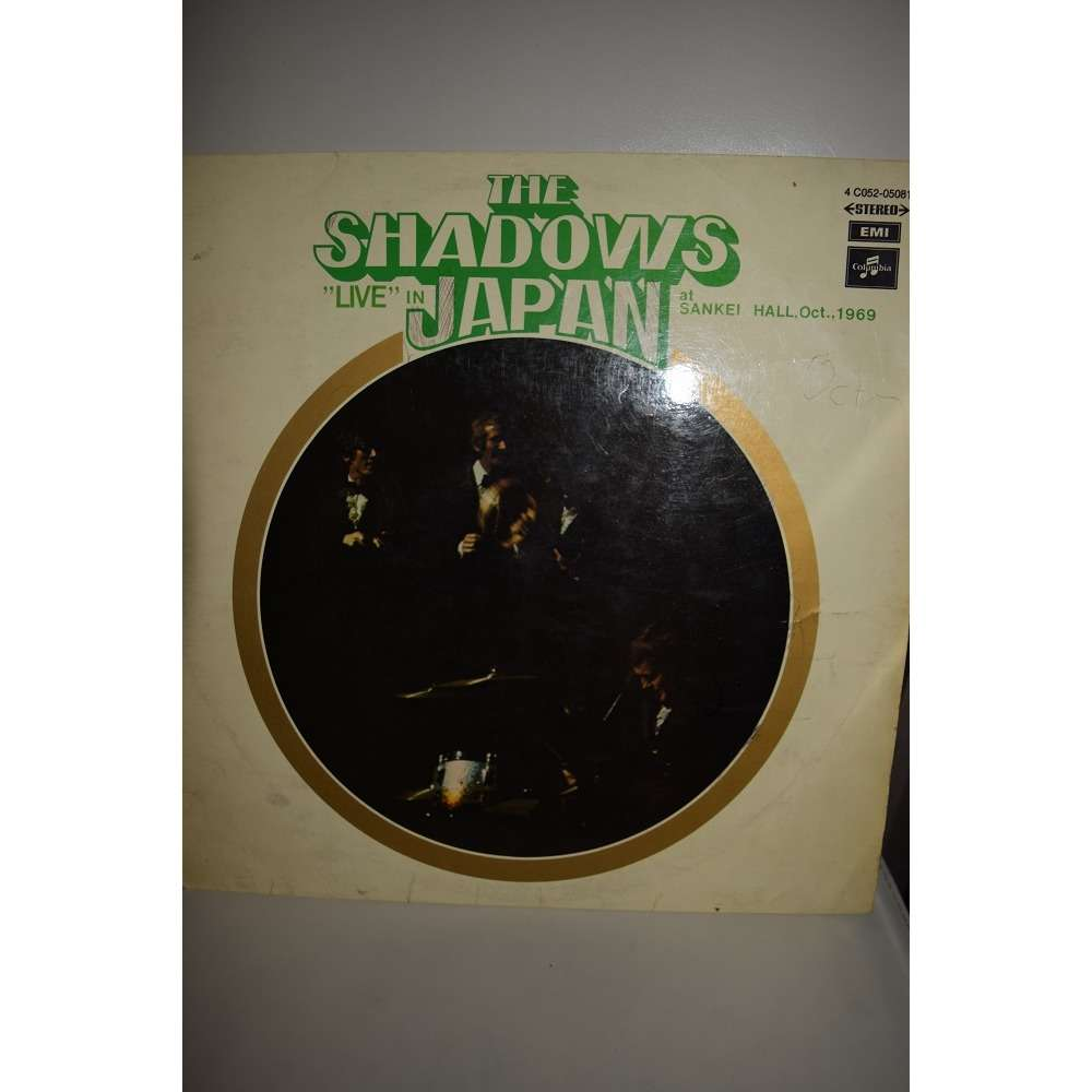 the shadows live in japan