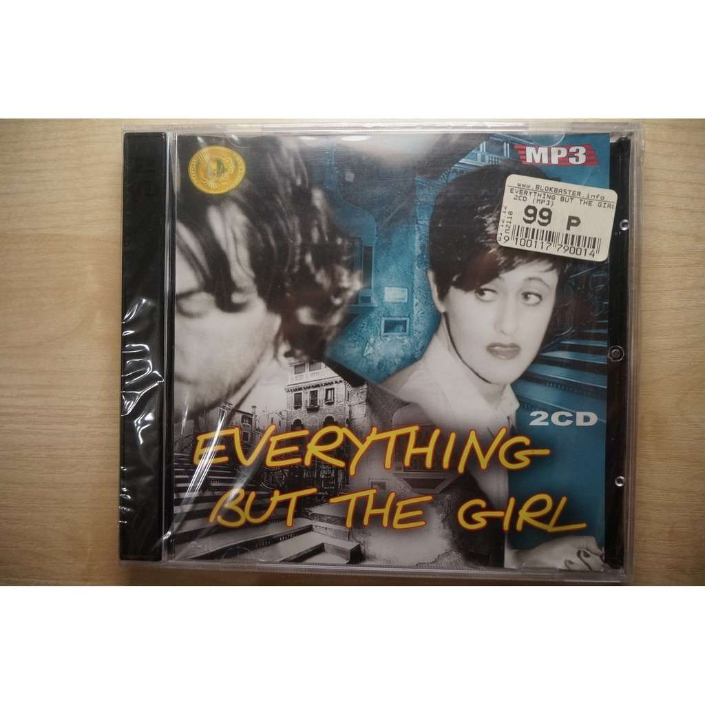 Everything But The Girl MP3 Music Collection (2 CD)