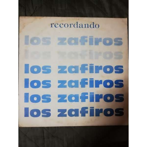 Los Zafiros Recordando