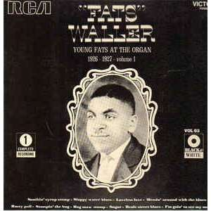 Fats Waller Young Fats At The Organ - 1926-1927 - Volume 1