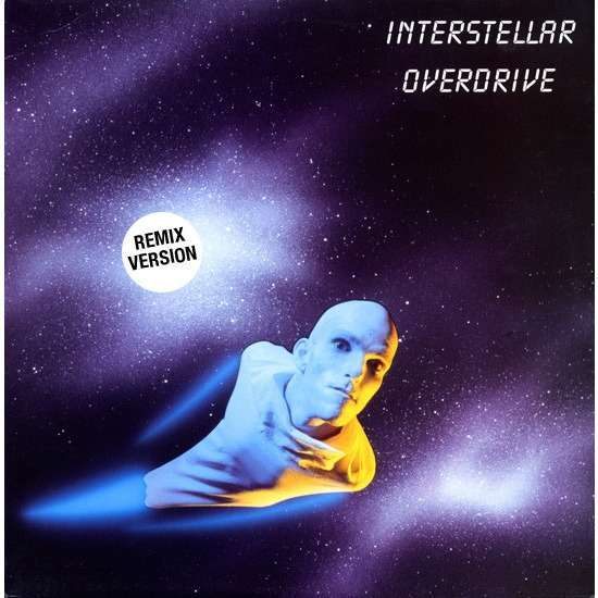 Interstellar Overdrive Excited