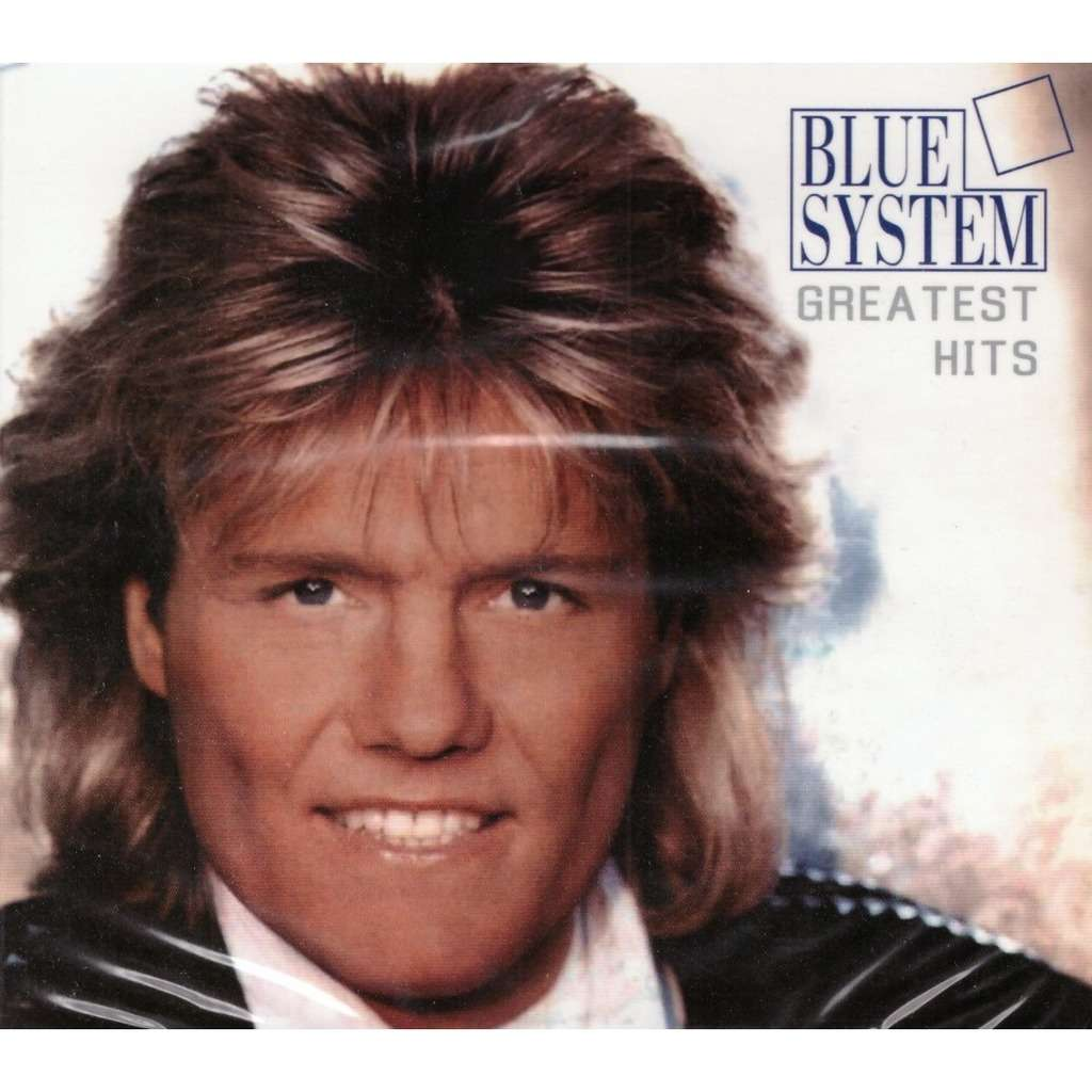 Blue System Greatest Hits 2CD New Sealed