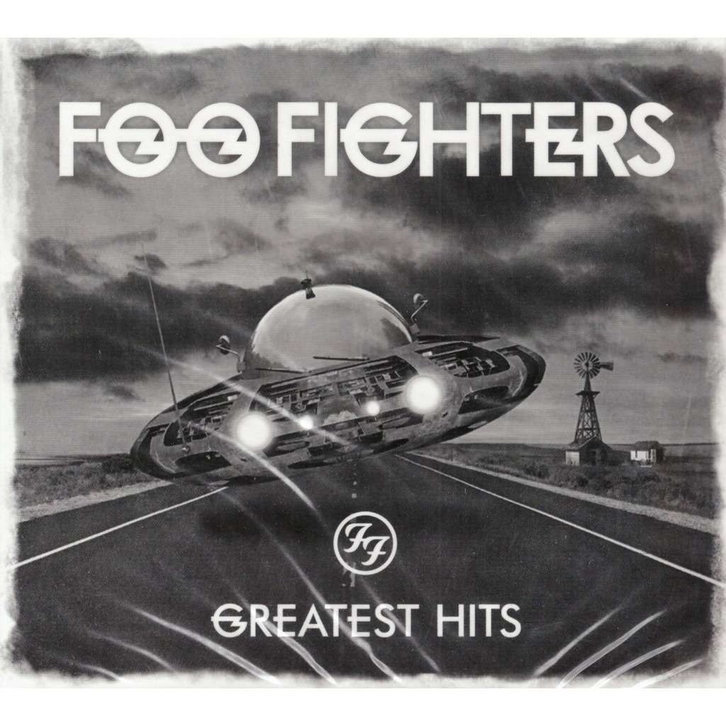 Foo Fighters Greatest Hits 2CD New Sealed