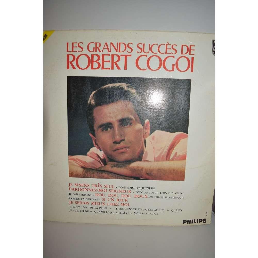 ROBERT COGOI les grands succes