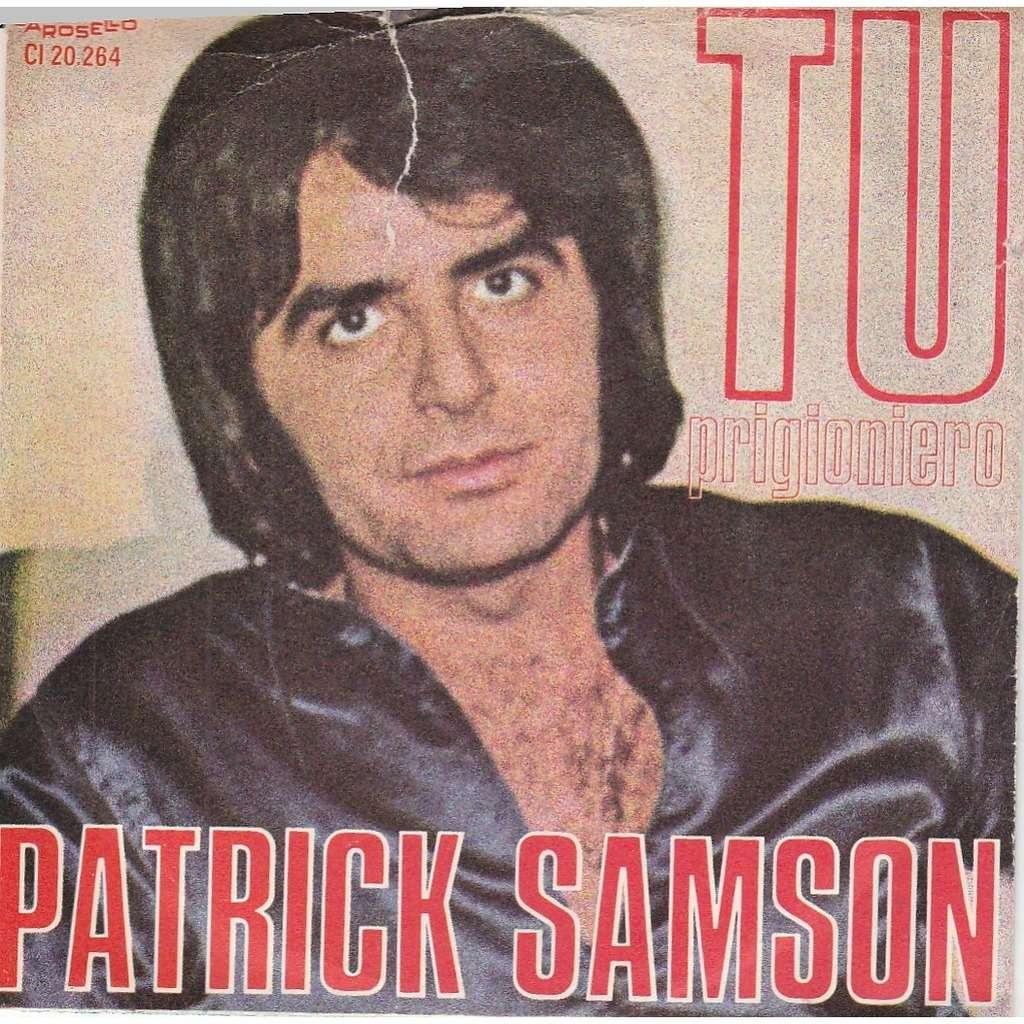 Patrick Samson tu /prigioniero