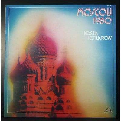 Kostia KOTLAROW Moscou 1980
