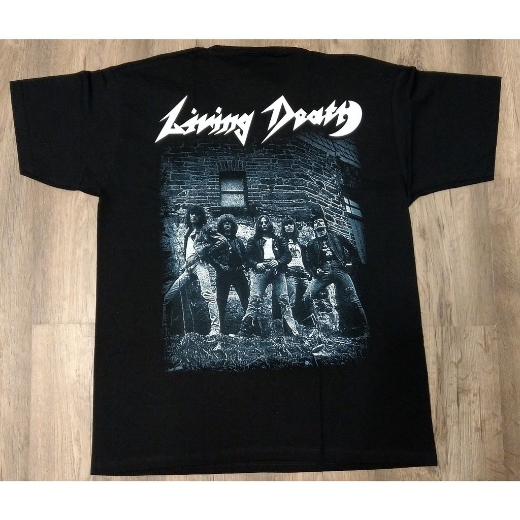 LIVING DEATH Protected From Reality (T-Shirt)