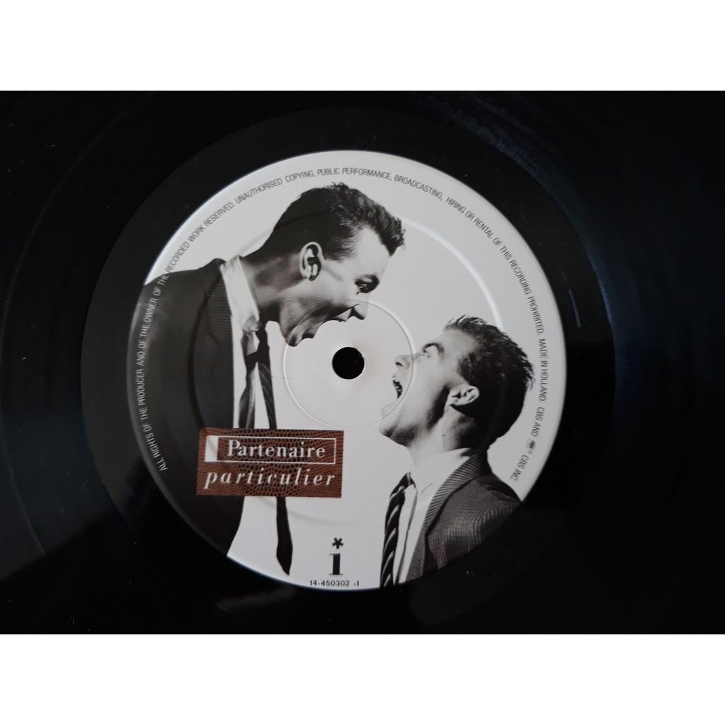 Partenaire Particulier - Jeux Interdits (LP, Album Partenaire Particulier - Jeux Interdits (LP, Album)