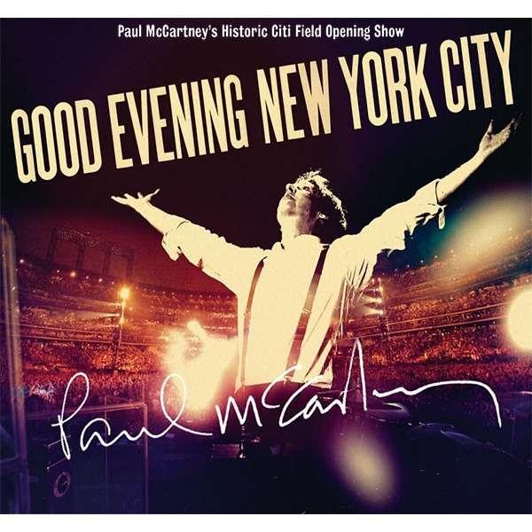 Paul McCartney Good Evening New York City