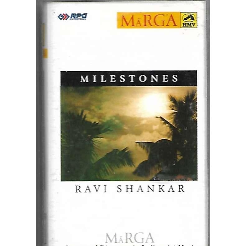 Ravi Shankar - Milestones