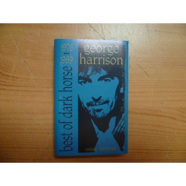 george harrison best of dark horse 1976/1989