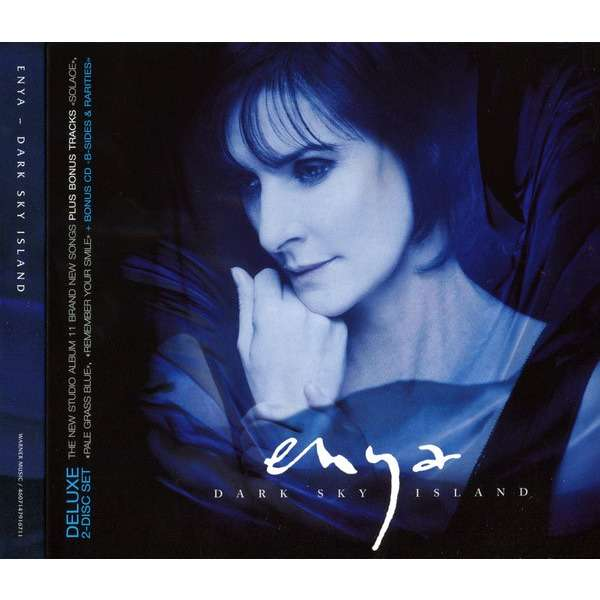 Enya Dark Sky Island CD + Bonus CD B-Sides & Rarities 2CD Digipak Sealed