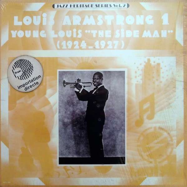 louis armstrong Young Louis 'The Side Man' (1924-1927)