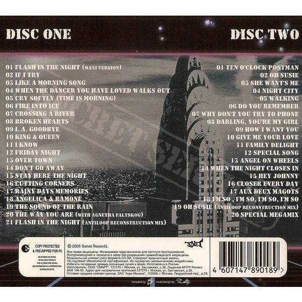 SECRET SERVICE Greatest Hits 2CD Digipak Sealed