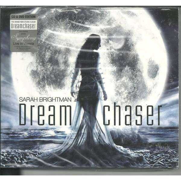 Sarah Brightman Dreamchaser CD + DVD Symphony Live in Vienna Digipak