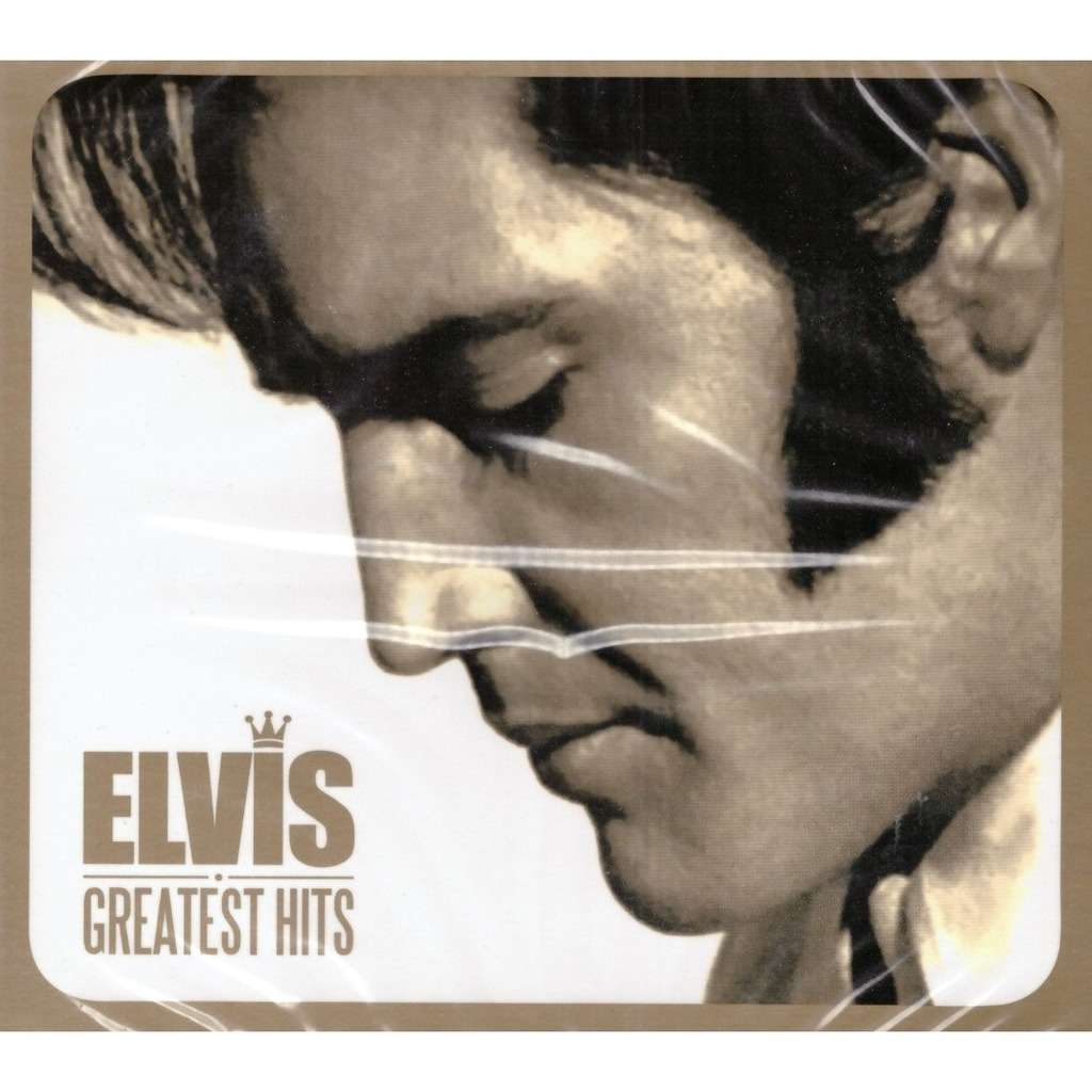 Elvis Presley Greatest Hits 2CD New Sealed