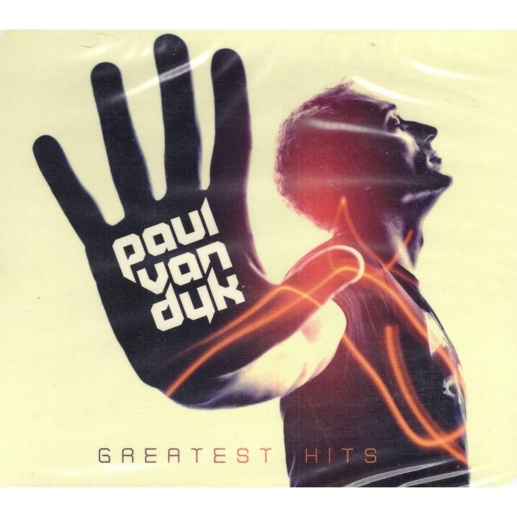 Paul Van Dyk Greatest Hits 2CD New Sealed