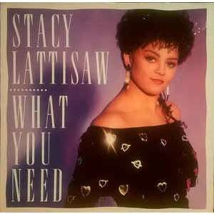 LATTISAW Stacy What you need