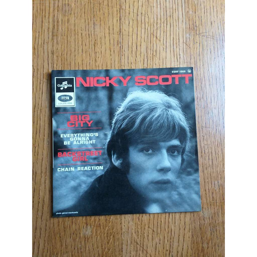 NICKY SCOTT BIG CITY