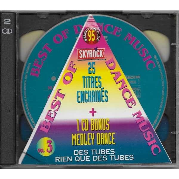 plusieurs BEST OF DANCE MUSIC VOLUME 3