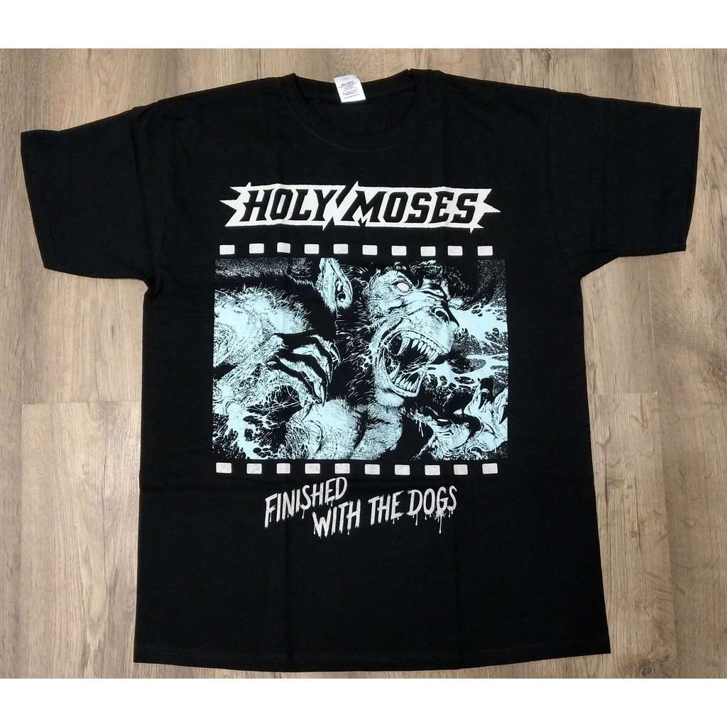HOLY MOSES Finished With The Dogs (T-Shirt)