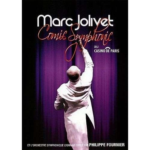 marc jolivet COMIC SYMPHONIC