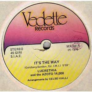 lucrethia and the azoto it's the way/superock man