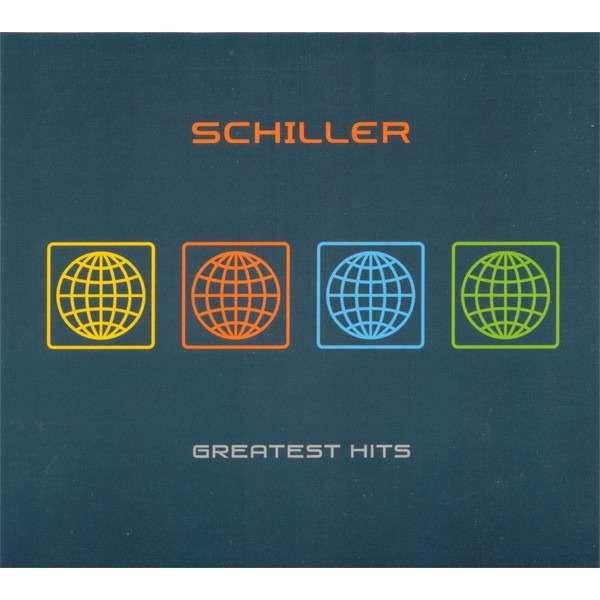 Schiller Greatest Hits (2010) 2CD Digipak Sealed