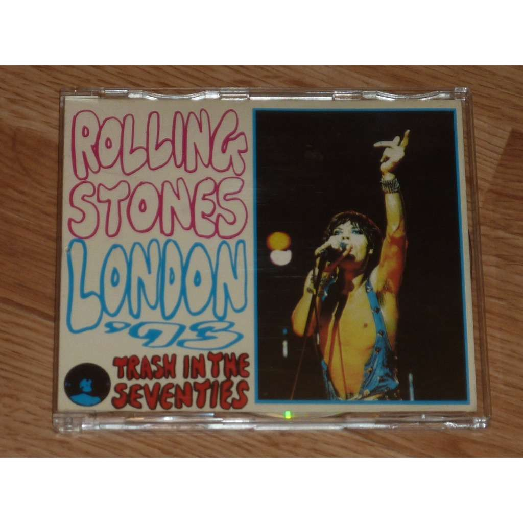 ROLLING STONES LONDON 1973 – TRASH IN THE SEVENTIES CD